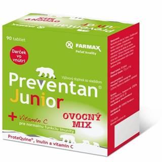 Farmax Preventan junior + vitamín c