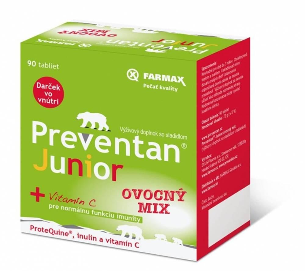 FARMAX Farmax Preventan junior + vitamín c