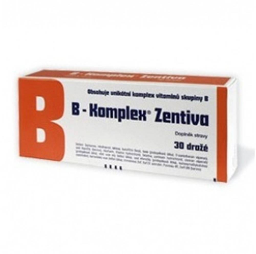 Zentiva B-komplex Zentiva