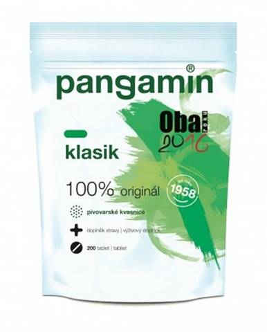 Vitamíny a minerály Pangamin