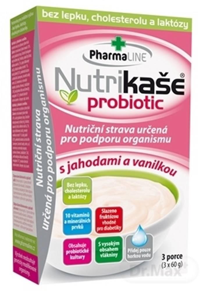 Nutrikaša Nutrikaša probiotic - s jahodami a vanilkou