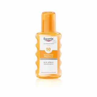 Eucerin Transparentný sprej SPF 50 200 ml