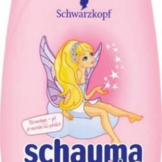 Schauma šampón KIDS Jahoda