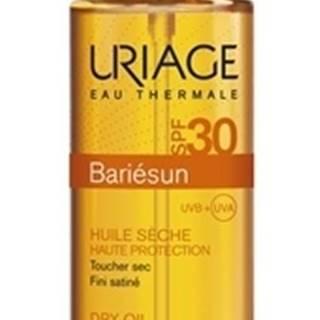 Uriage BariÉsun suchý olej na opaľovanie v spreji spf30