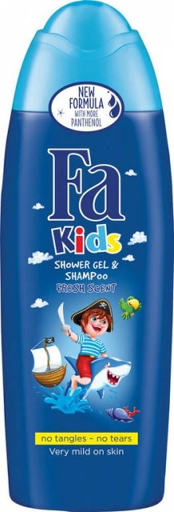 Fa Fa Sprchový gél  kids pirát