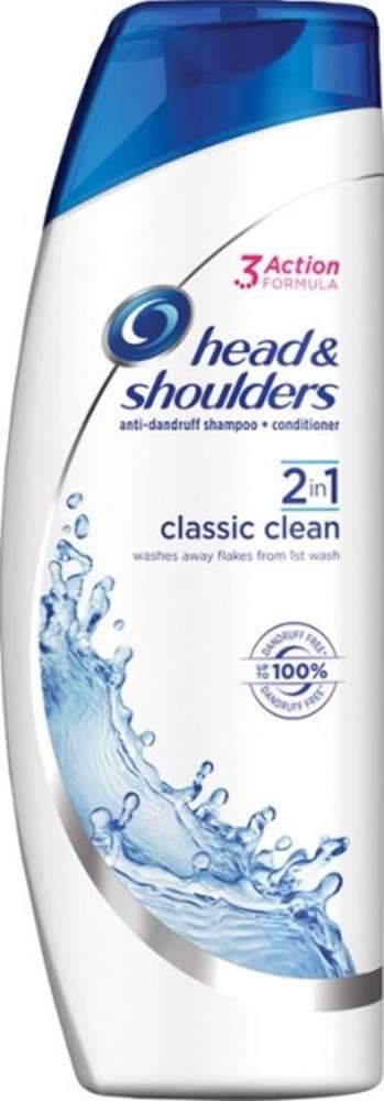 Head&Shoulders Head&Shoulders šampón 2v1 Classic Clean
