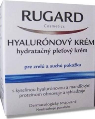 Pleťové krémy Rugard