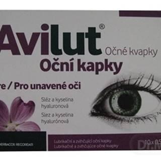 Avilut Očné kvapky