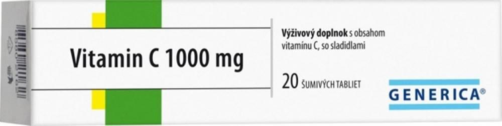 Generica Generica Vitamin c 1000 mg