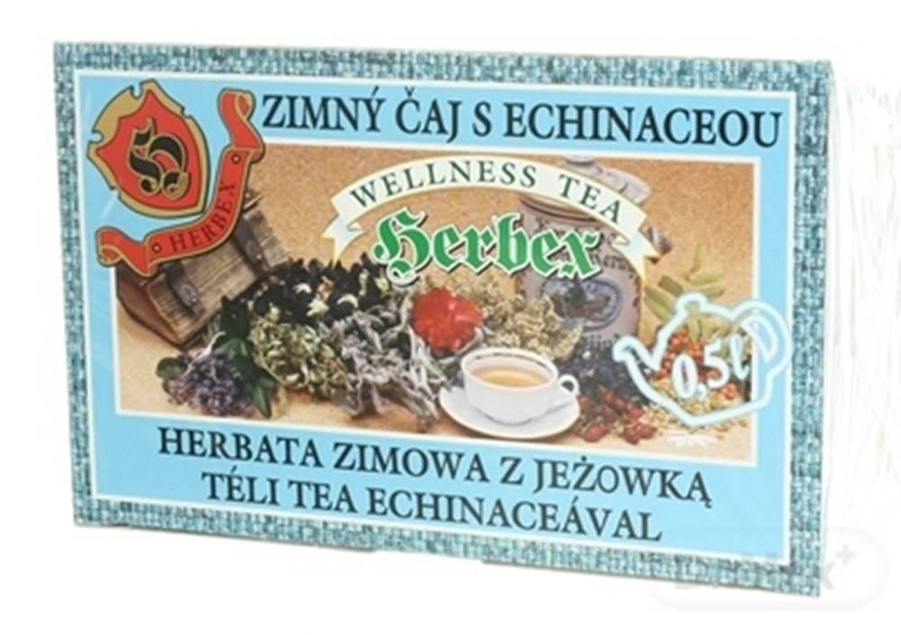 Herbex Herbex ZimnÝ Čaj s echinaceou