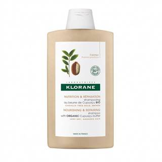KLORANE Šampón s BIO maslom cupuaçu 200 ml