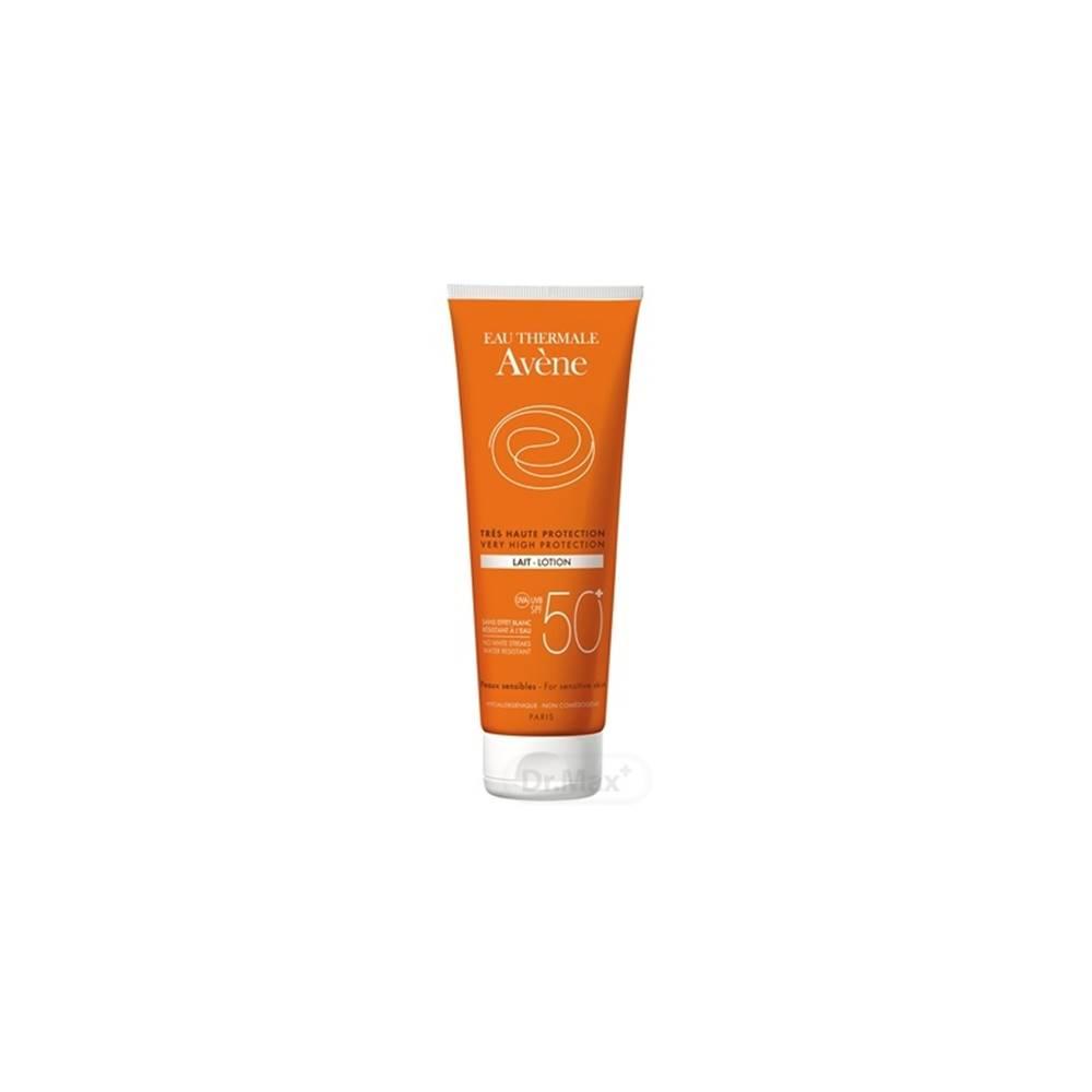 Avene Avene Lait - telové mlieko s vysokou ochranou spf50+