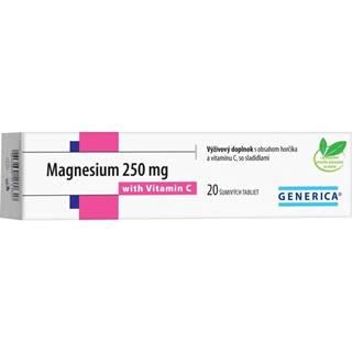 Generica Magnesium 250 mg + vitamin c