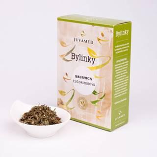 Juvamed Brusnica čučoriedková vňať sypaný čaj 40g