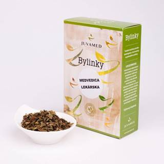 Juvamed Medvedica lekárska- list sypaný čaj 30g