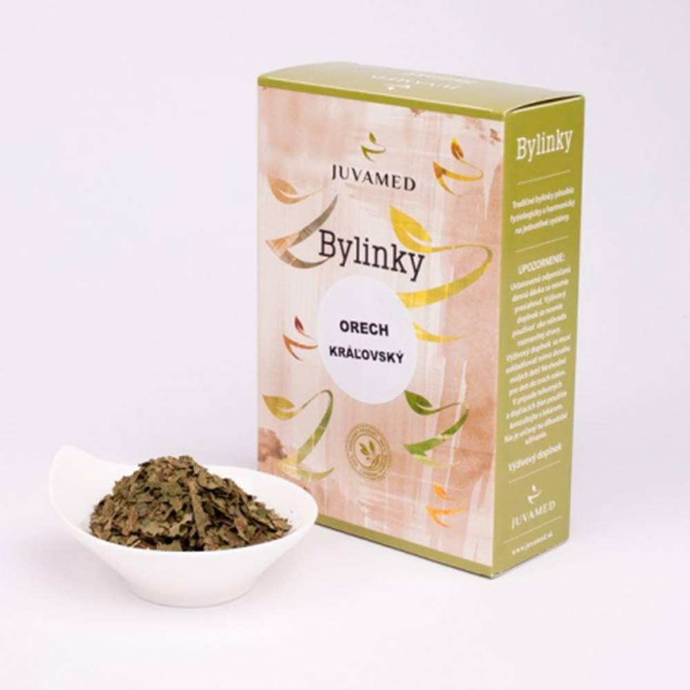 Juvamed Juvamed Orech kráľovský -LIST sypaný čaj 40g