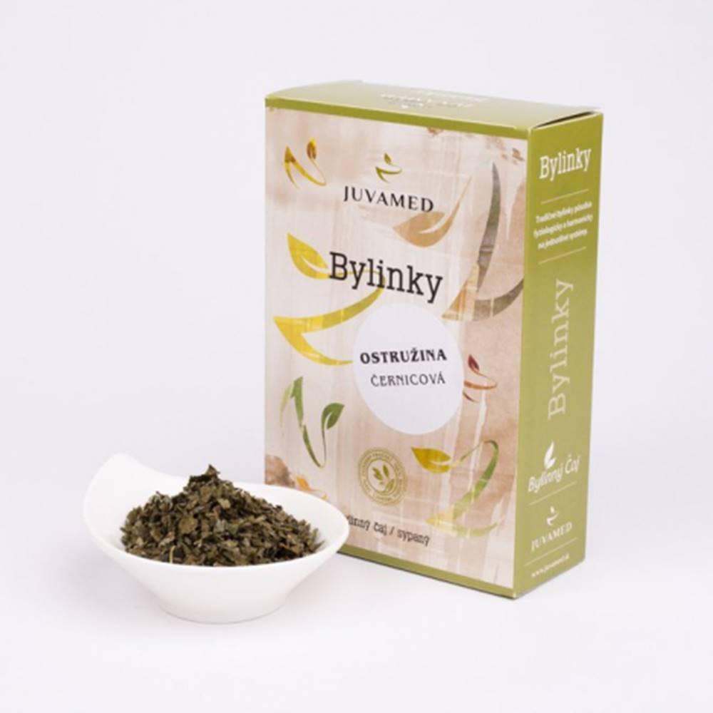 Juvamed Juvamed Ostružina černicová - LIST sypaný čaj 40g