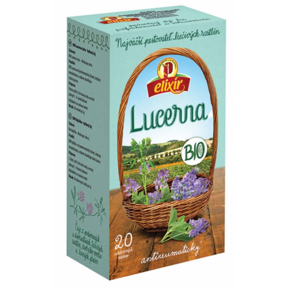 AGROKARPATY, s.r.o. Plavnica (SVK) AGROKARPATY BIO Lucerna siata, Antireumatický čaj bylinný čaj, 20x2 g (40 g)