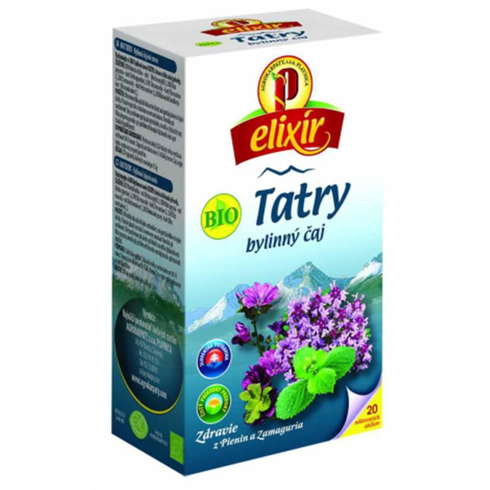 AGROKARPATY, s.r.o. Plavnica (SVK) AGROKARPATY BIO Tatry bylinný čaj 20x1,5 g (30 g)