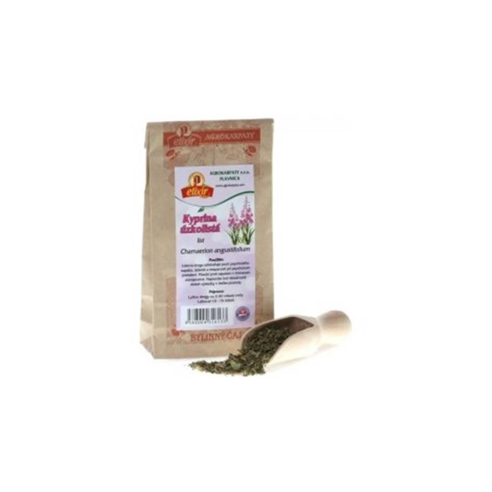AGROKARPATY, s.r.o. Plavnica (SVK) AGROKARPATY KYPRINA ÚZKOLISTÁ list bylinný čaj 1x30 g