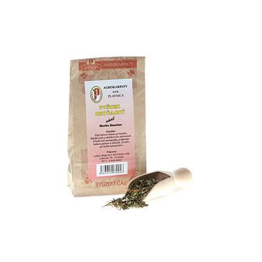 AGROKARPATY, s.r.o. Plavnica (SVK) AGROKARPATY PYŠTEK OBYČAJNÝ vňať bylinný čaj 1x30 g