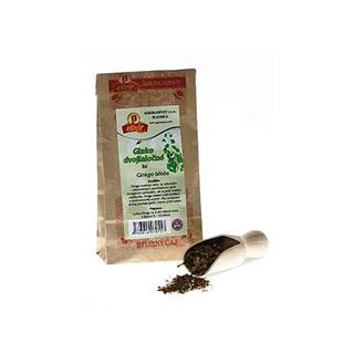 AGROKARPATY GINKGO DVOJLALOCNE list bylinný čaj 1x30 g