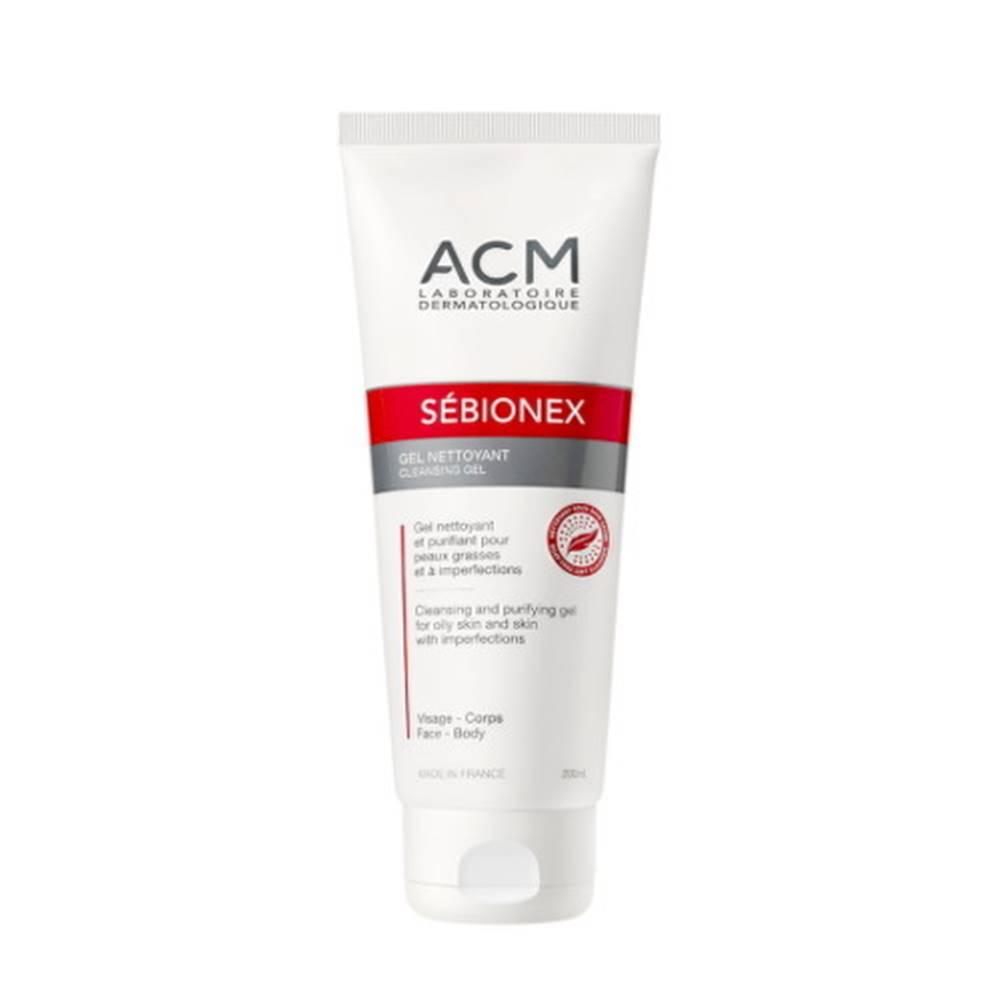 ACM ACM SÉBIONEX Čistiaci gél na problematickú pleť 200 ml