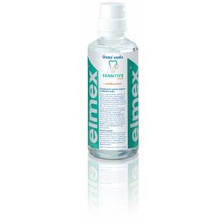 Elmex Sensitive Plus ústna voda 400 ml