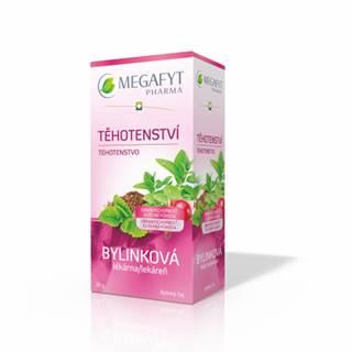 MEGAFYT Bylinková lekáreň Tehotenstvo porciovaný čaj 20x1,5g
