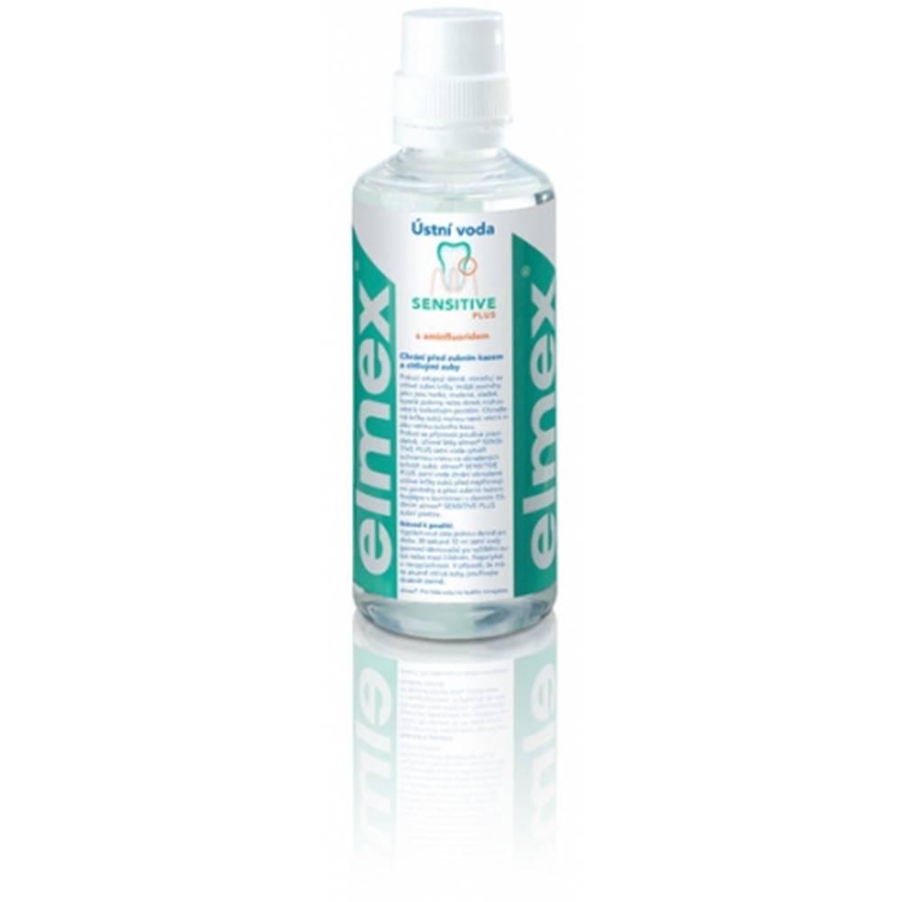 Gaba Elmex Sensitive Plus ústna voda 400 ml