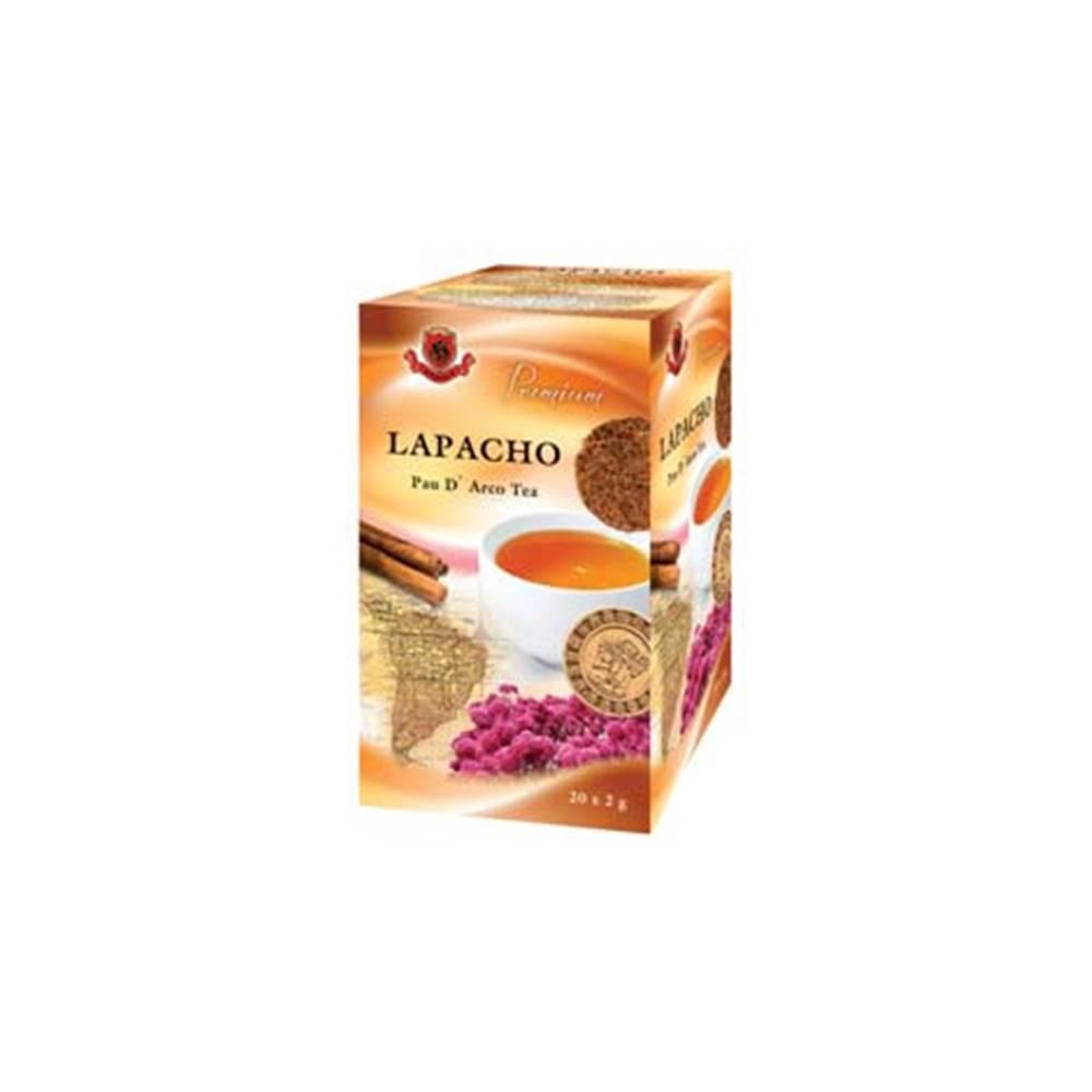 Herbex, s. r. o. Herbex Premium Lapacho porciovaný čaj 20 x2 g