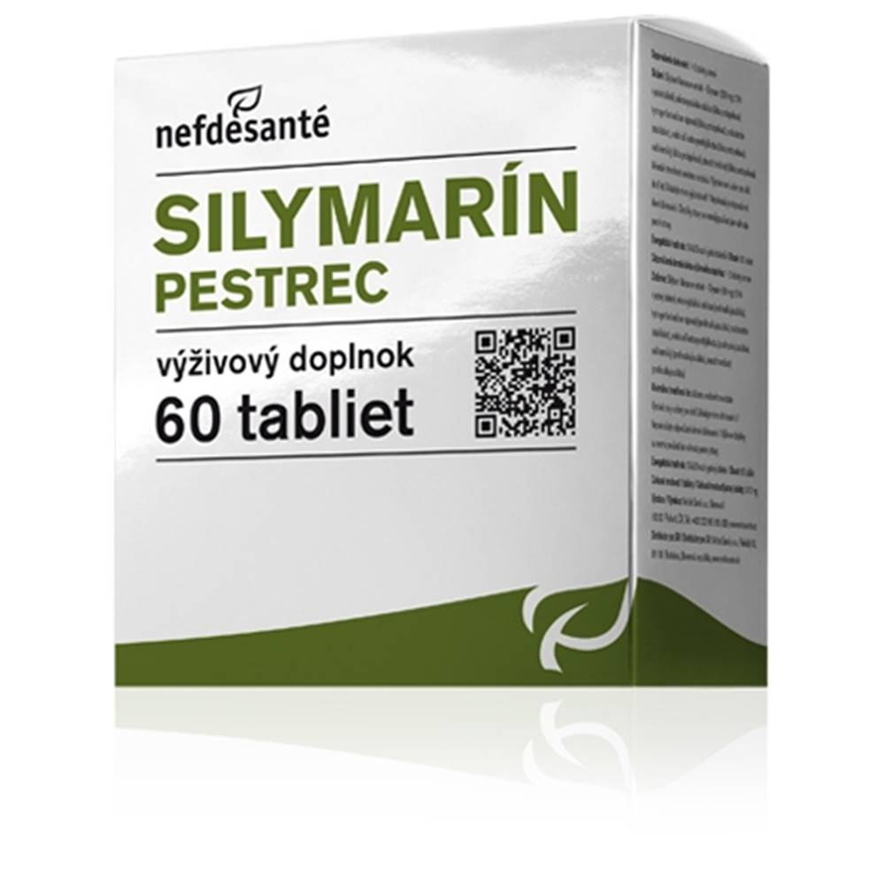 Nef de Santé, s.r.o. nefdesanté Silymarín 60tbl