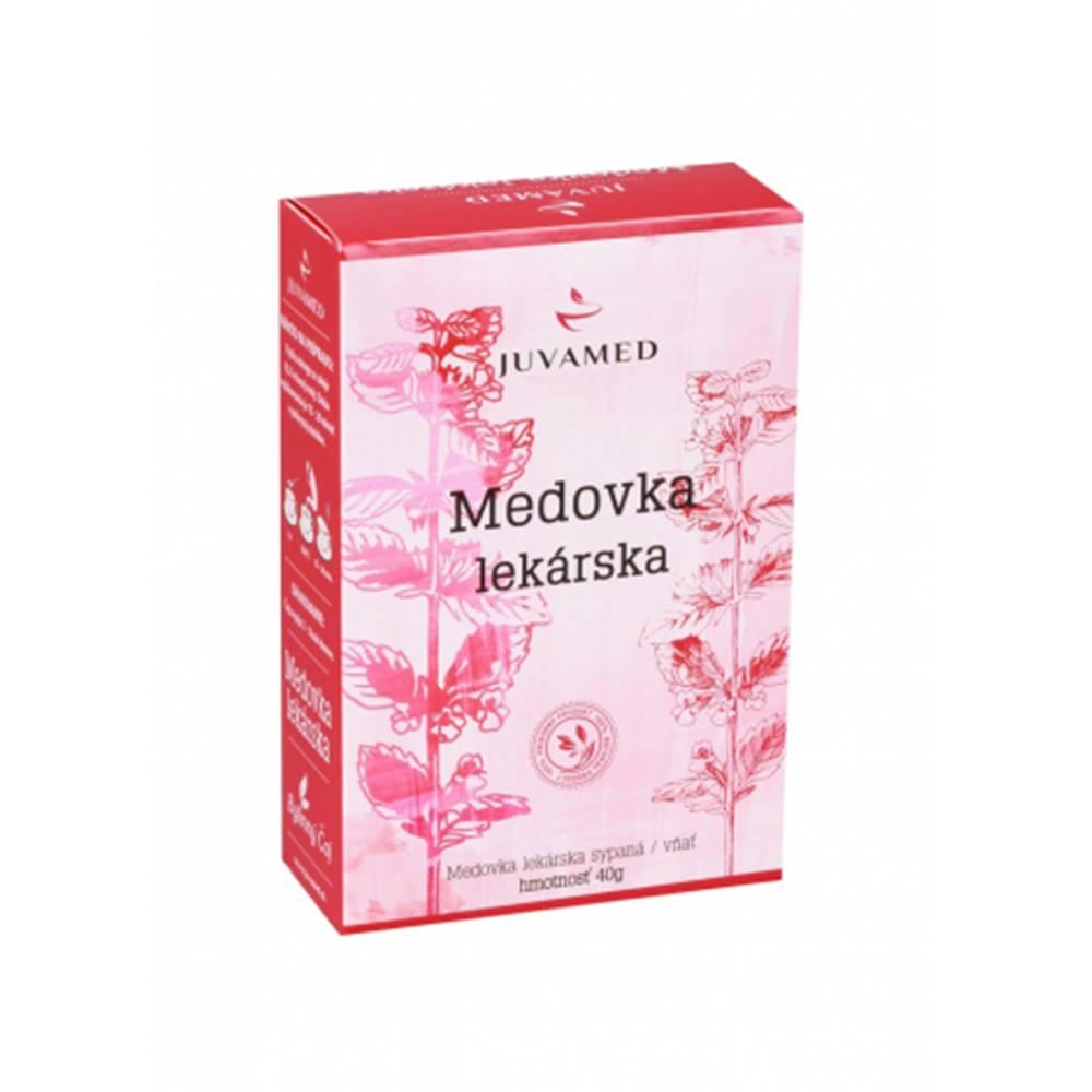 Juvamed Juvamed MEDOVKA LEKÁRSKA - VŇAŤ sypaný čaj 40 g