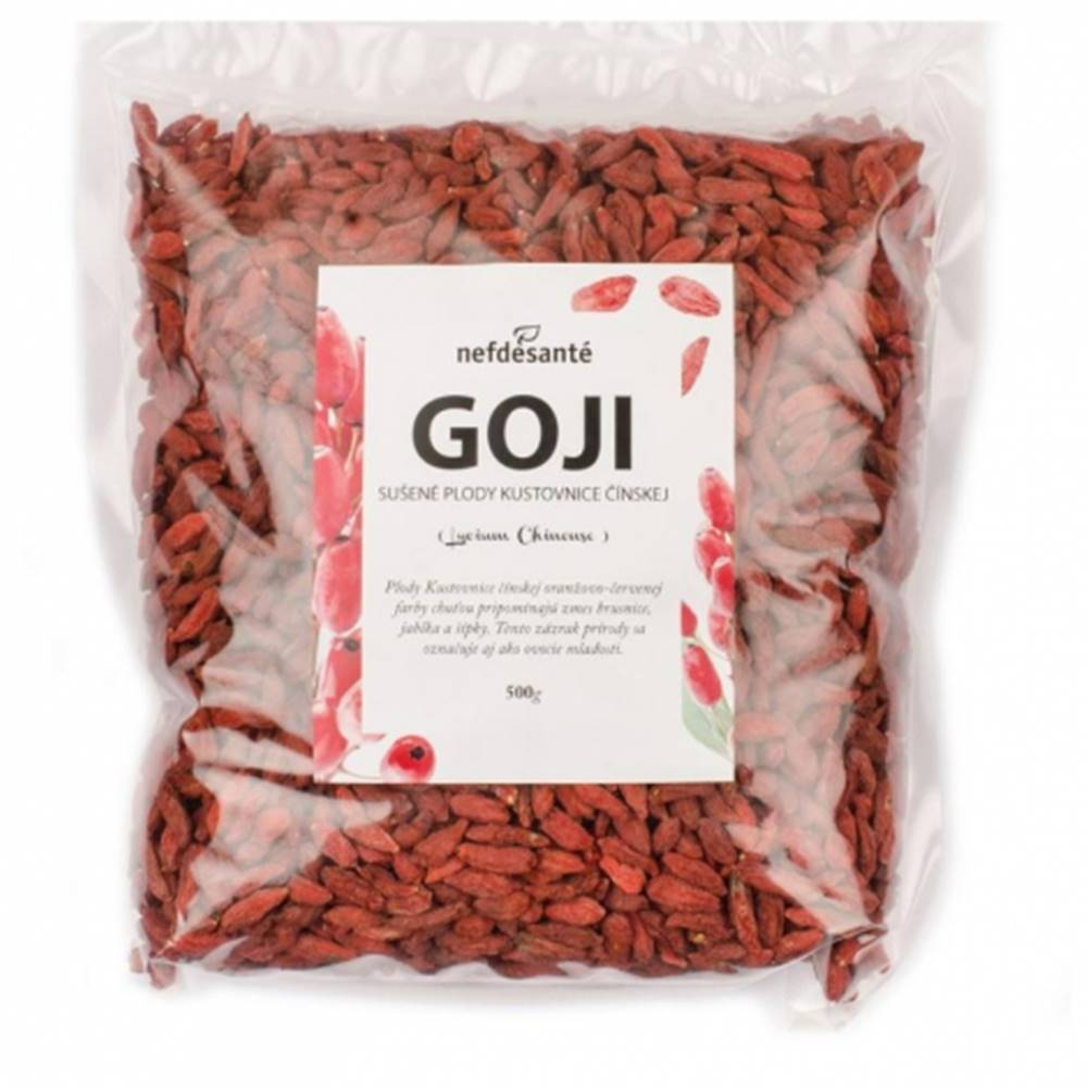Nef de Santé, s.r.o. nefdesanté Goji sušené plody 250 g