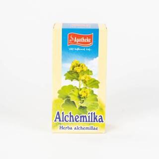 APOTHEKE Čaj Alchemilka žltozelená n.s.