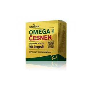 Nefdesanté Omega 3 Cesnak  90 cps
