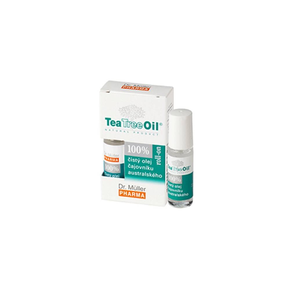 Dr. Müller Pharma s.r.o. Dr. Müller Tea Tree oil roll-on 4 ml