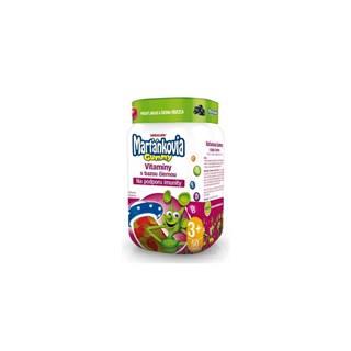 Walmark Marťankovia gummy vitamíny s bazou čiernou