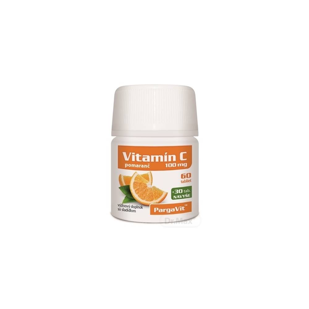 PargaVit Pargavit VitamÍn c pomaranč