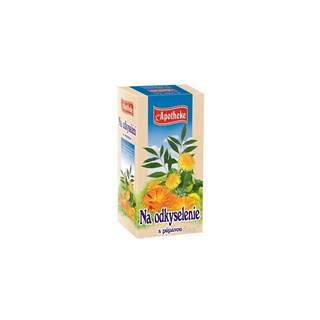 Apotheke Čaj na odkyslenie s pÚpavou