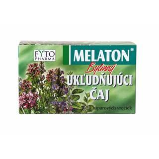 Fyto melaton bylinný ukľudňujúci čaj