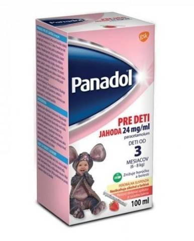 Bolesť PANADOL