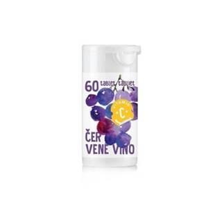 RAPETO C Vitamín 200 mg s príchuťou červené víno 60 tabliet