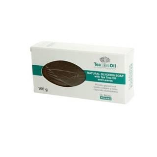 JUVAMED Tea tree antiseptické pevné mydlo 200 g