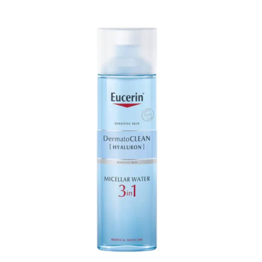 Eucerin EUCERIN Dermatoclean Hyaluron micelárna voda 3v1 200 ml
