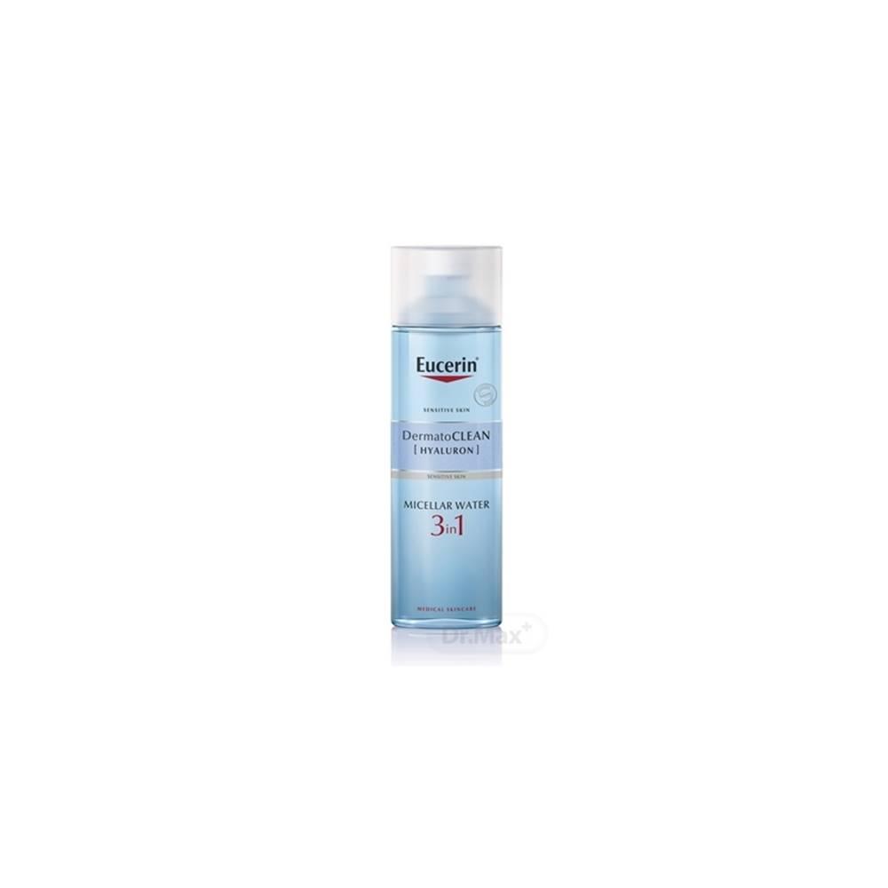 Eucerin Eucerin Dermatoclean hyaluron micelárna voda 3v1