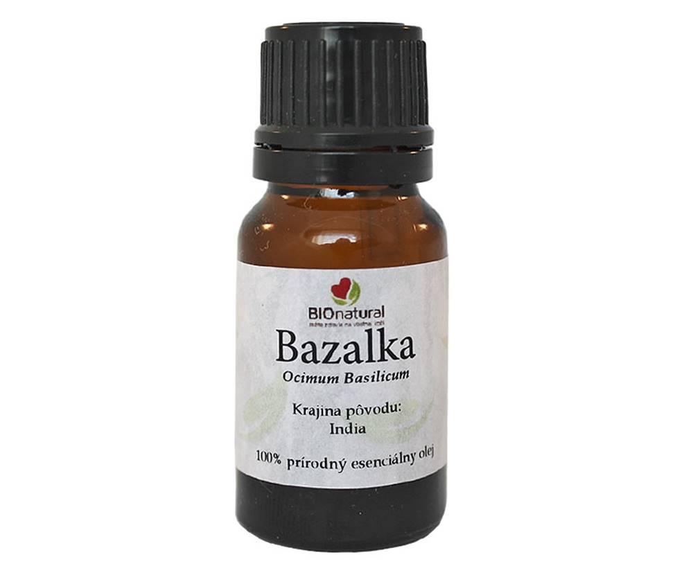 Bionatural Bazalka, esenciá...