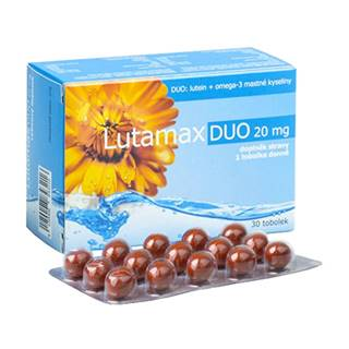 Lutamax DUO 20 mg 30 cps