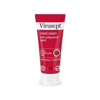 VIRUSEPT Krém na ruky s antibakteriálnou prísadou 100 ml