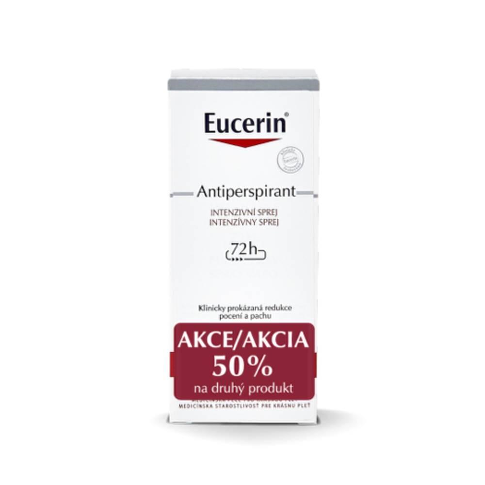 Eucerin EUCERIN Deo intenzívny antiperspirant sprej VÝHODNÉ BALENIE 2 x 30ml